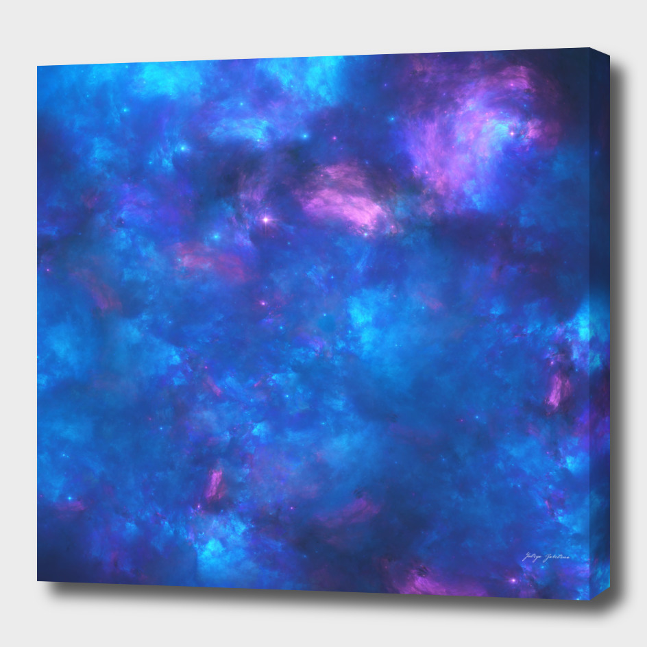 EPIC SPACE - BLUE INSPIRATION