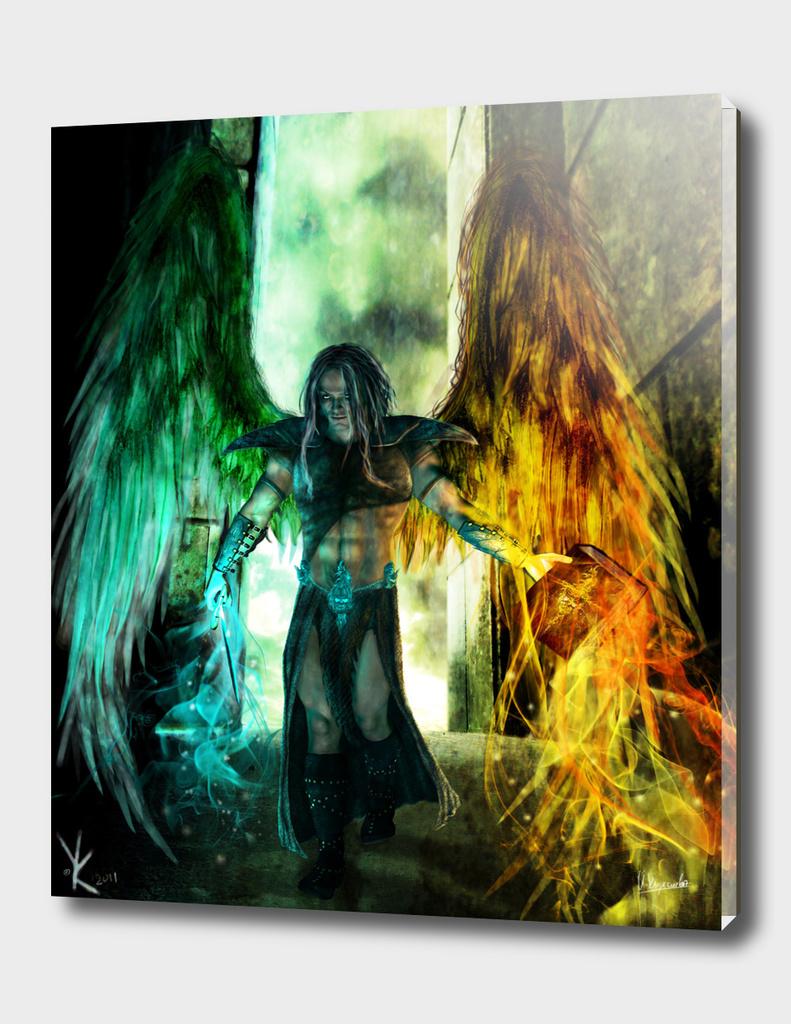Azrael - The Archangel of Death