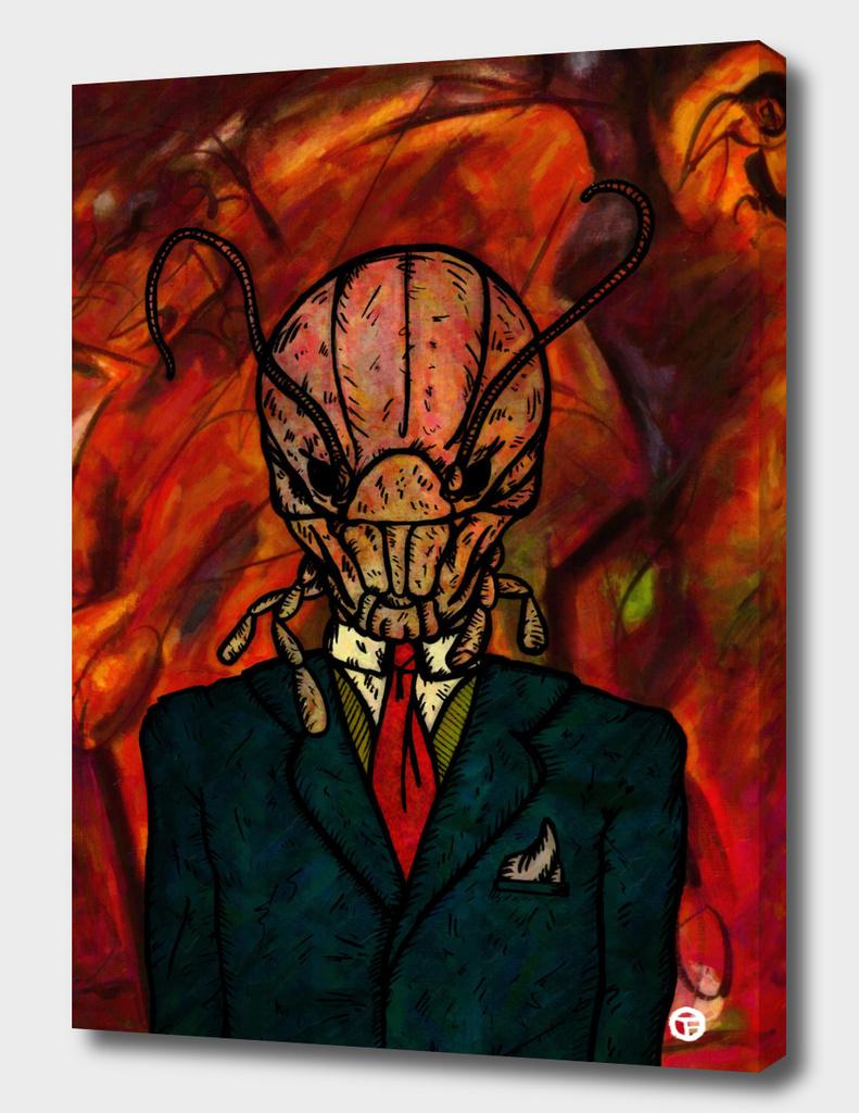 Mr. Kidface (Bug)