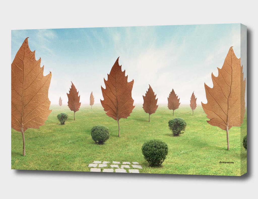 Leaf Trees