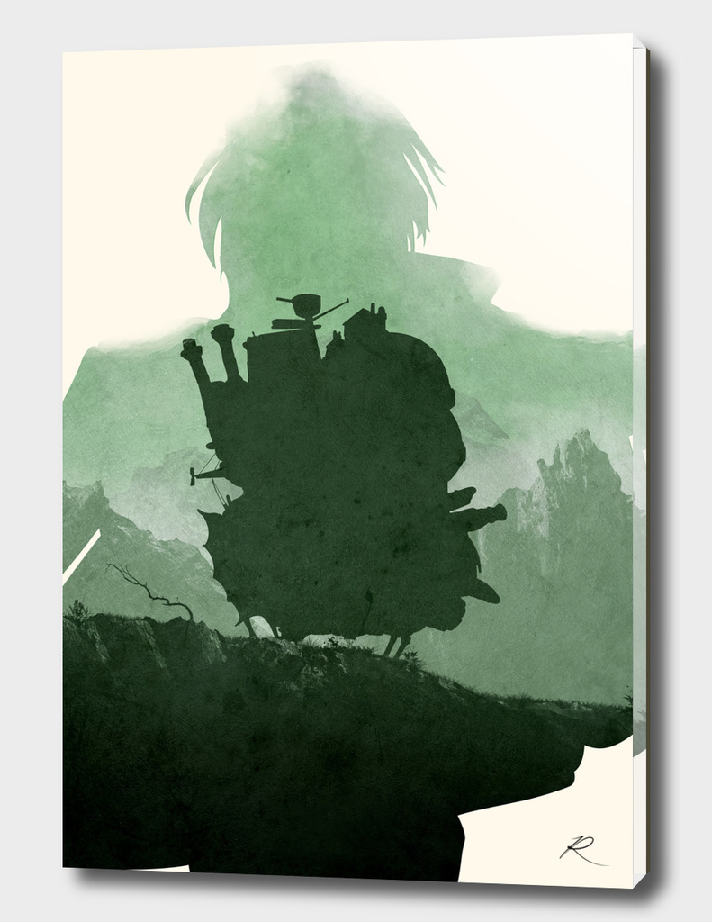 Howl's Moving Castle (Textless Edition)
