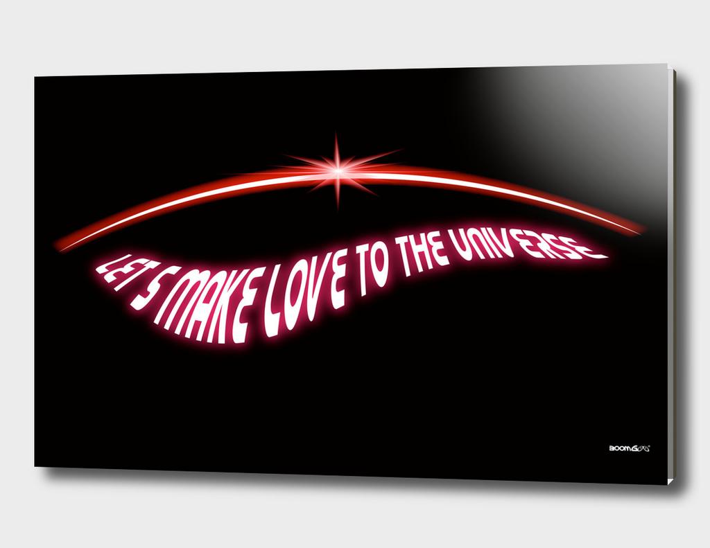 Boomgoo's Make Love to the Universe 11i