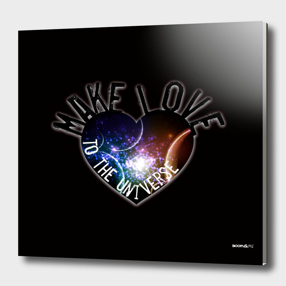 Boomgoo's Make Love to the Universe 9i