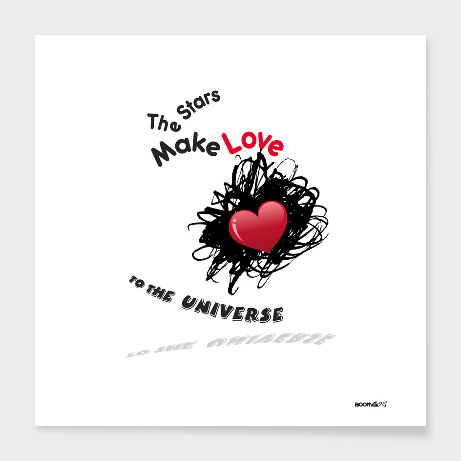 Boomgoo's Make Love to the Universe 5