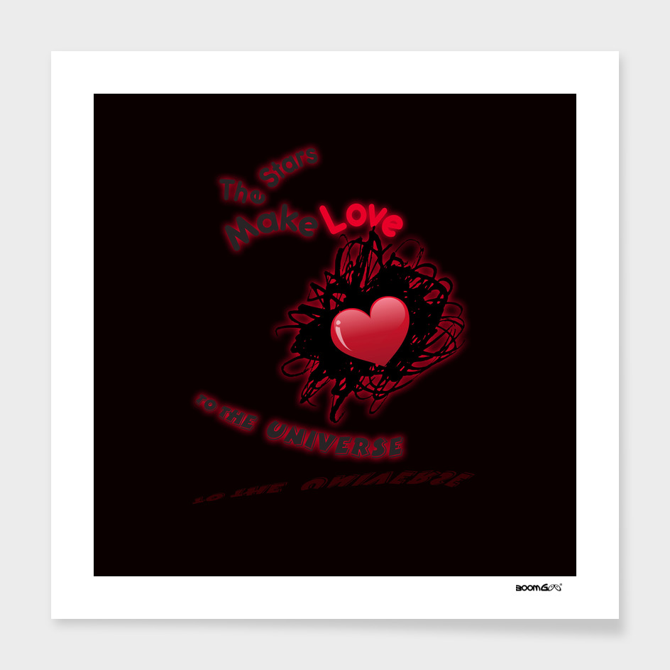 Boomgoo's Make Love to the Universe 5i
