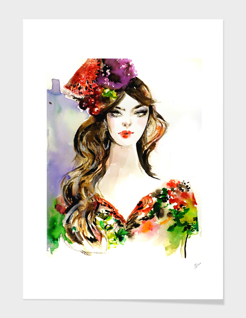 Fashion Illustration 2017/1