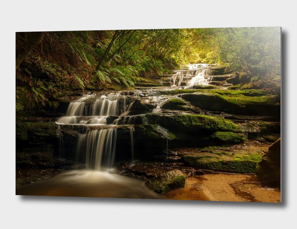 Leura cascades -Blue Mountains, Australia