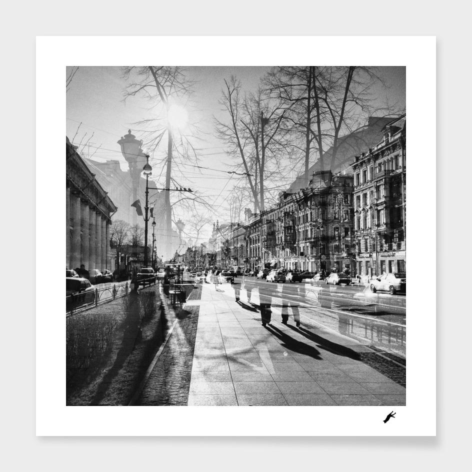 SPb_Street_BW_05