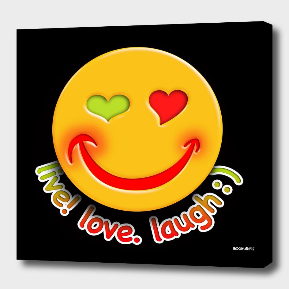 Boomgoo's Smile - live love laugh (42734)