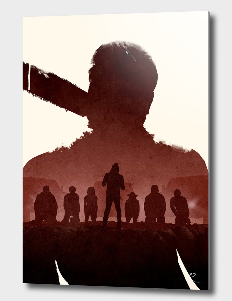 The Walking Dead - Negan (Textless Edition)