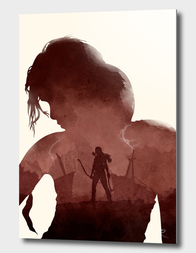 Tomb Raider (Textless Edition)
