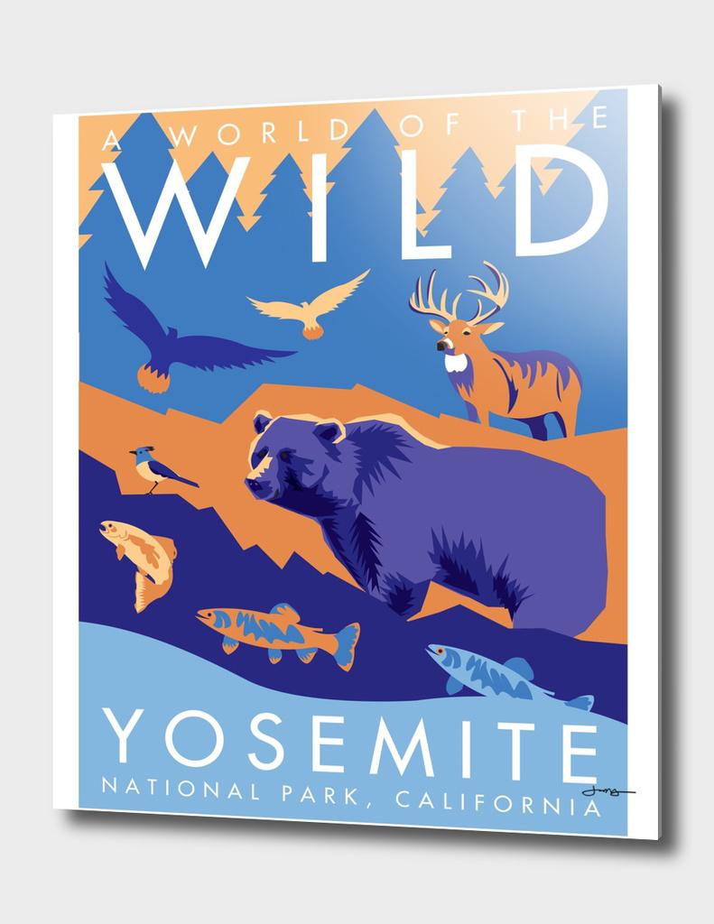 Yosemite: Wild