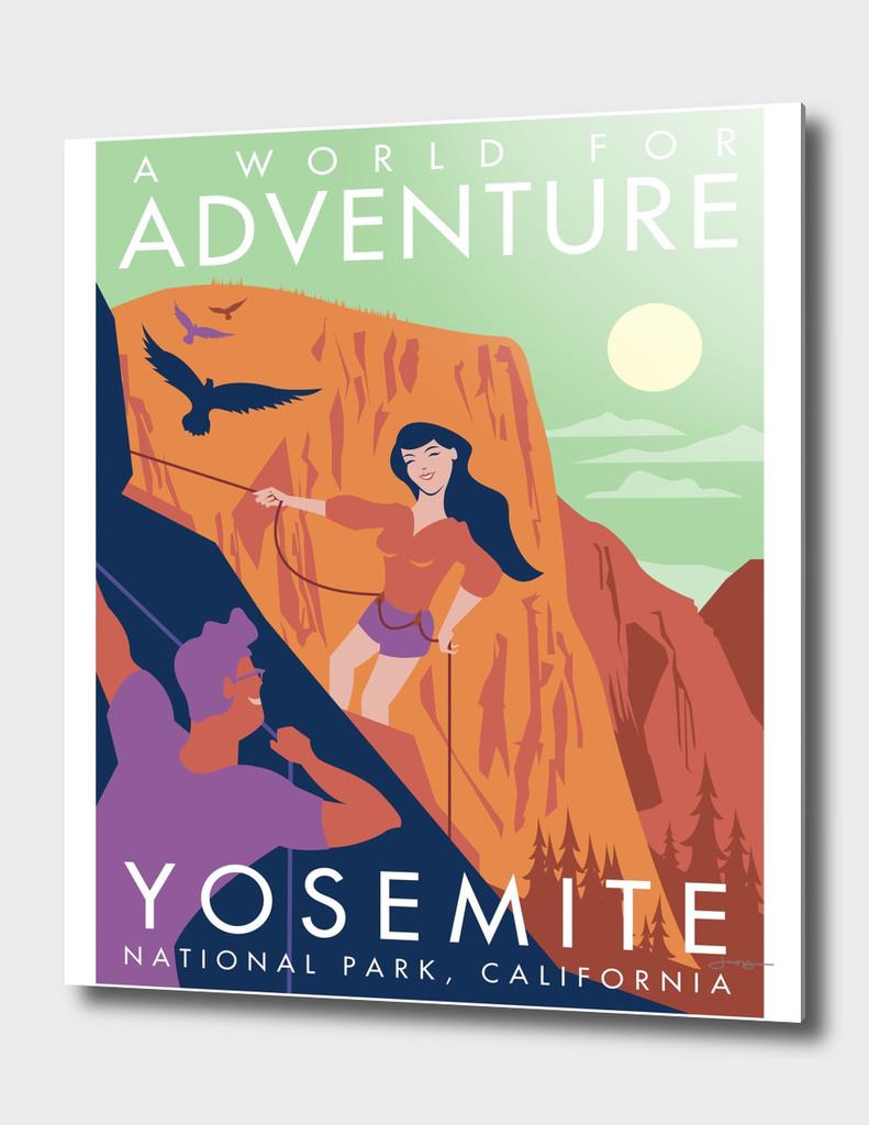 Yosemite: Adventure
