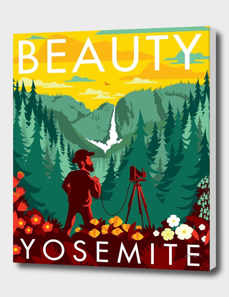 Yosemite: Beauty