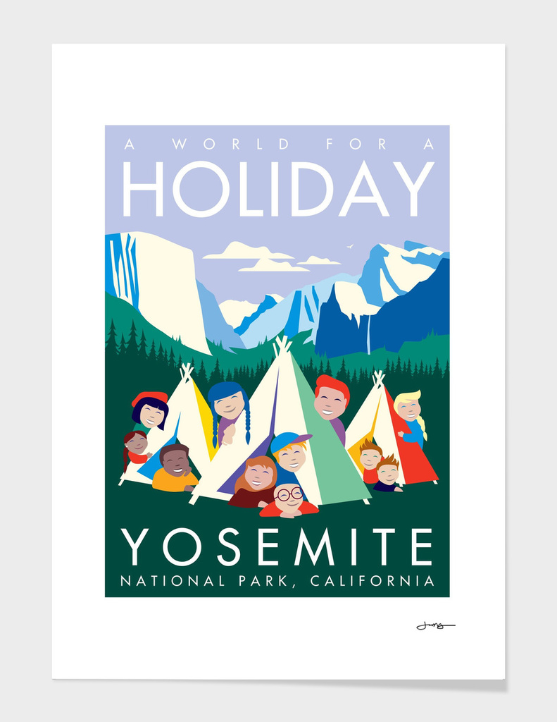 Yosemite: Holiday