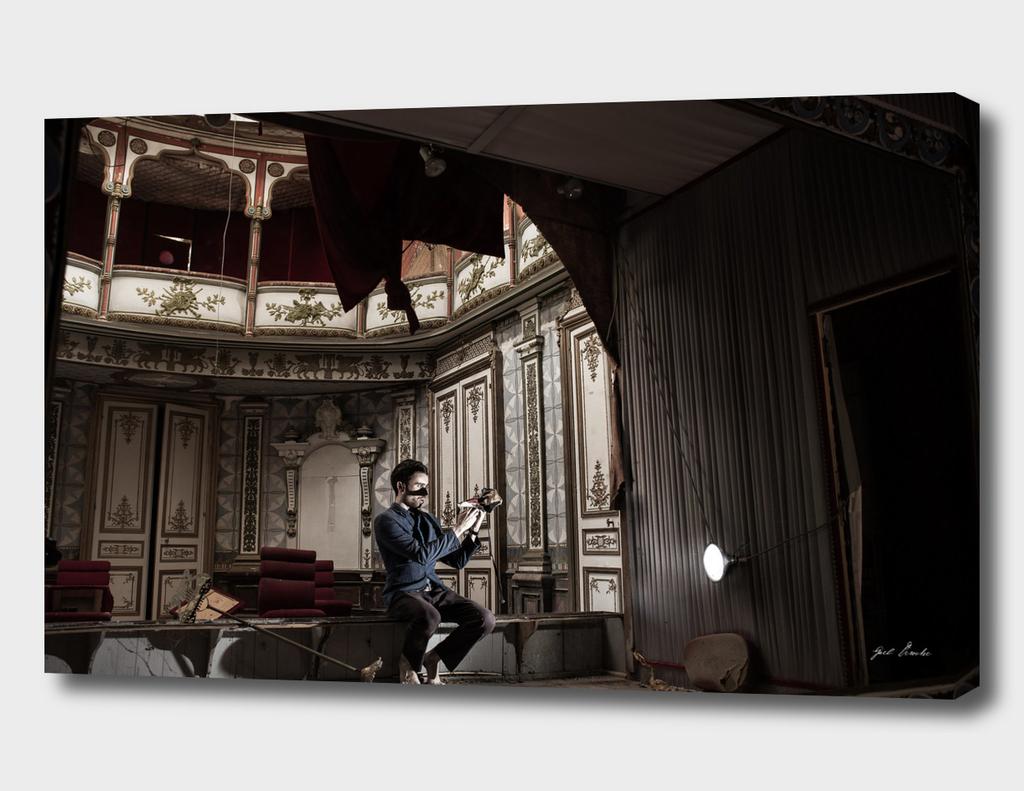 French artist fine Art photography Paris