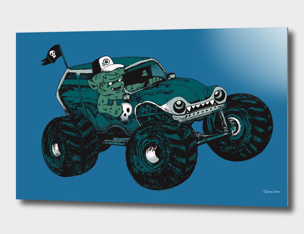 Monster Truckin'