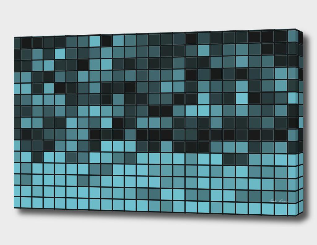 blue squares