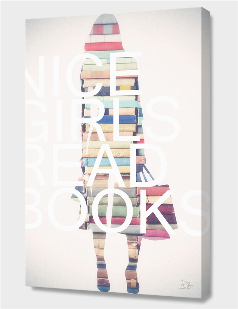 Nice Girls Read Books