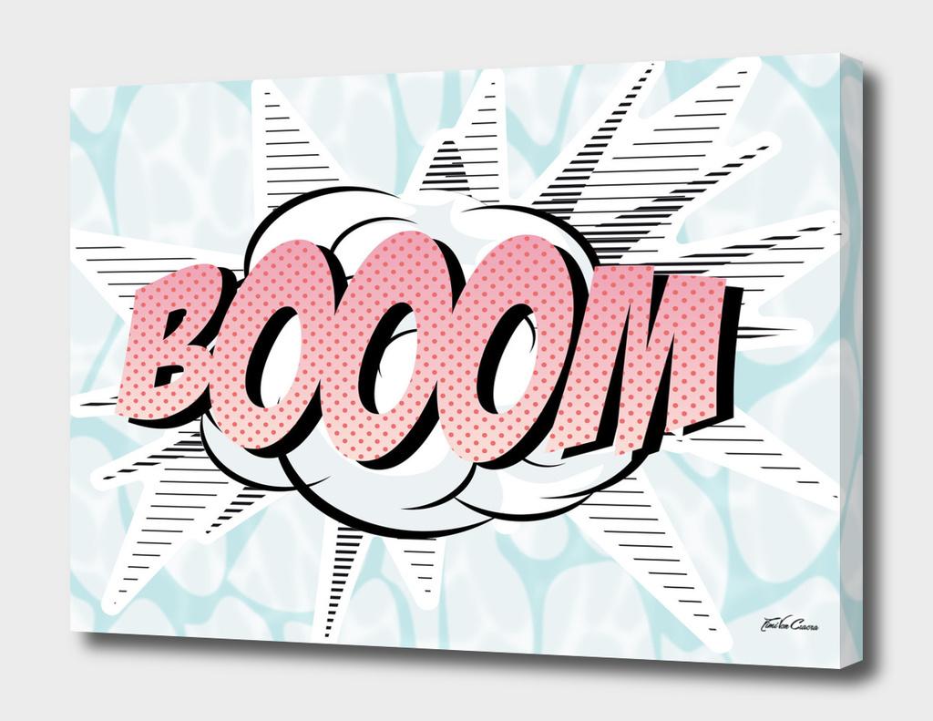 boom pastel
