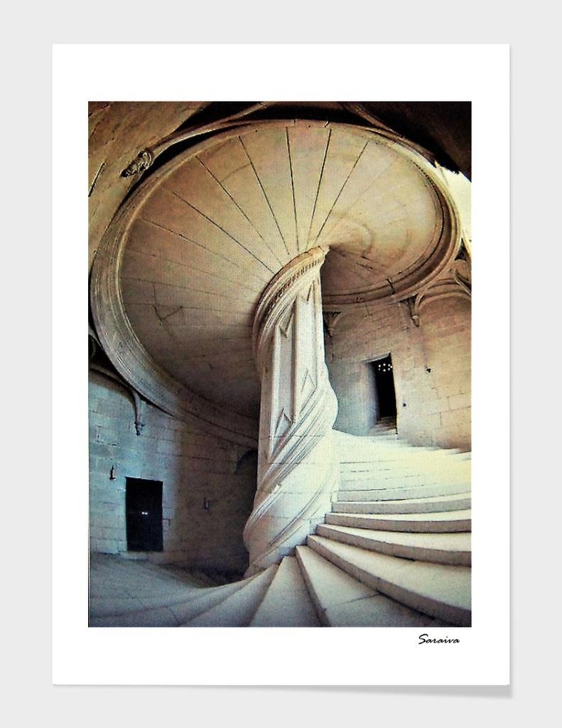 Chambord Chateau / France