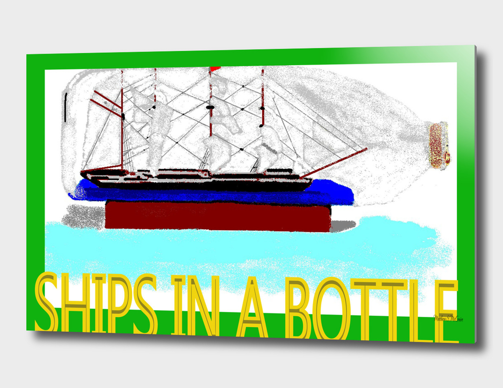 Ships-in-a-Bottle