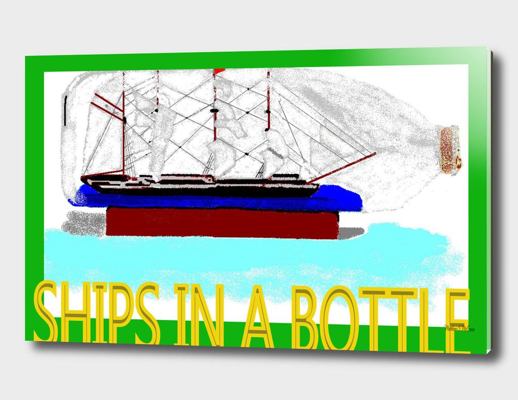 Ships-in-a-Bottle