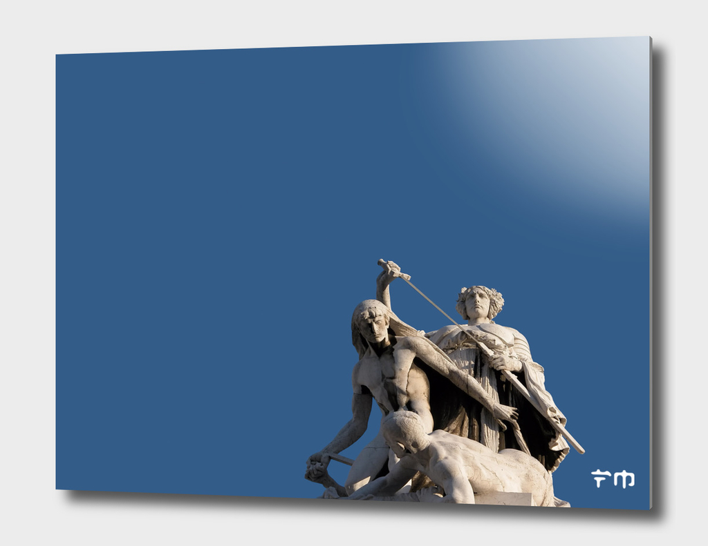 Roman Statues #02