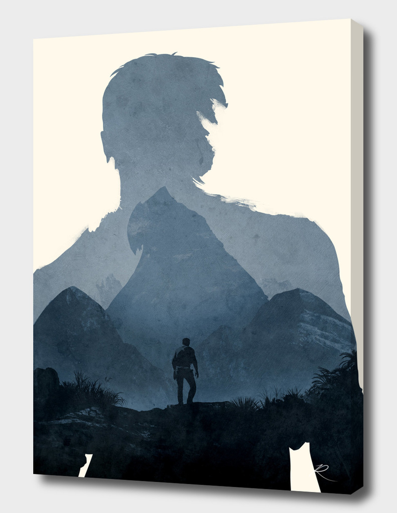 Uncharted 4 (Textless Edition)