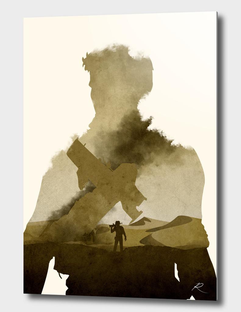 Uncharted 3 (Textless Edition)