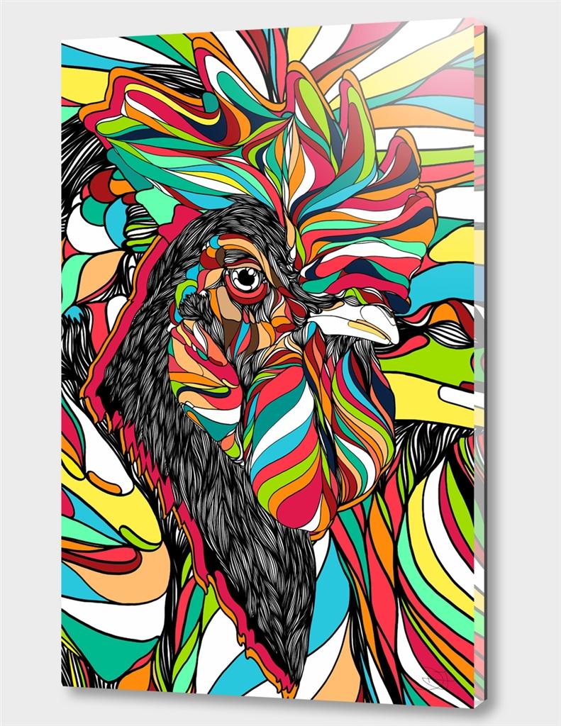Tropical Cock