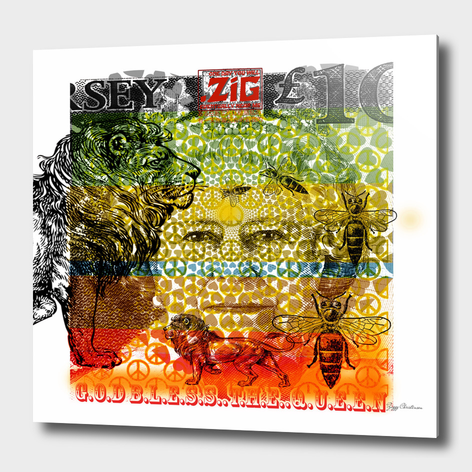 God save the Queen (LION of Judah Edition)