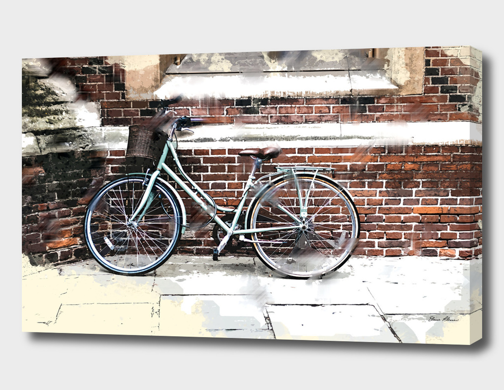 Urban Bike and Brick
