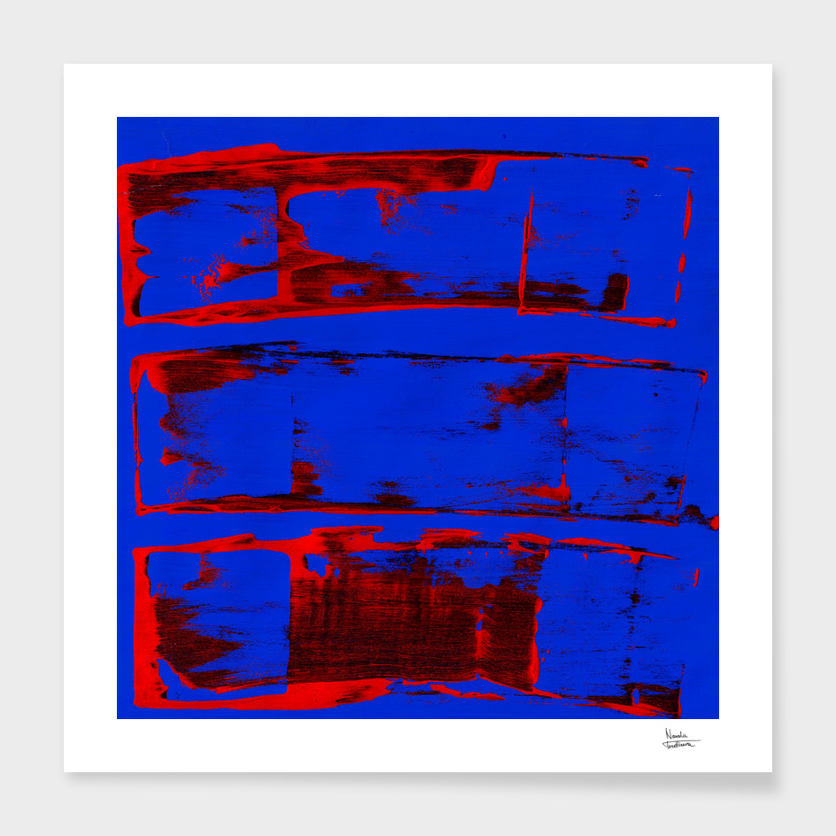 Blue and red-2