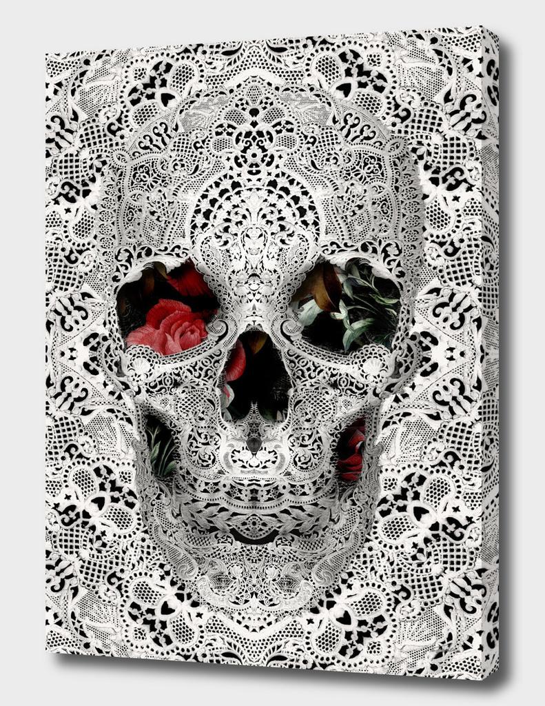 Lace Skull Light
