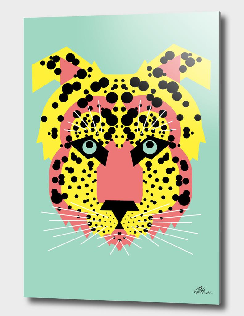 Cheetah Face