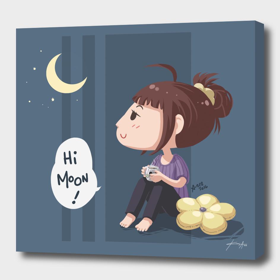 Hi Moon