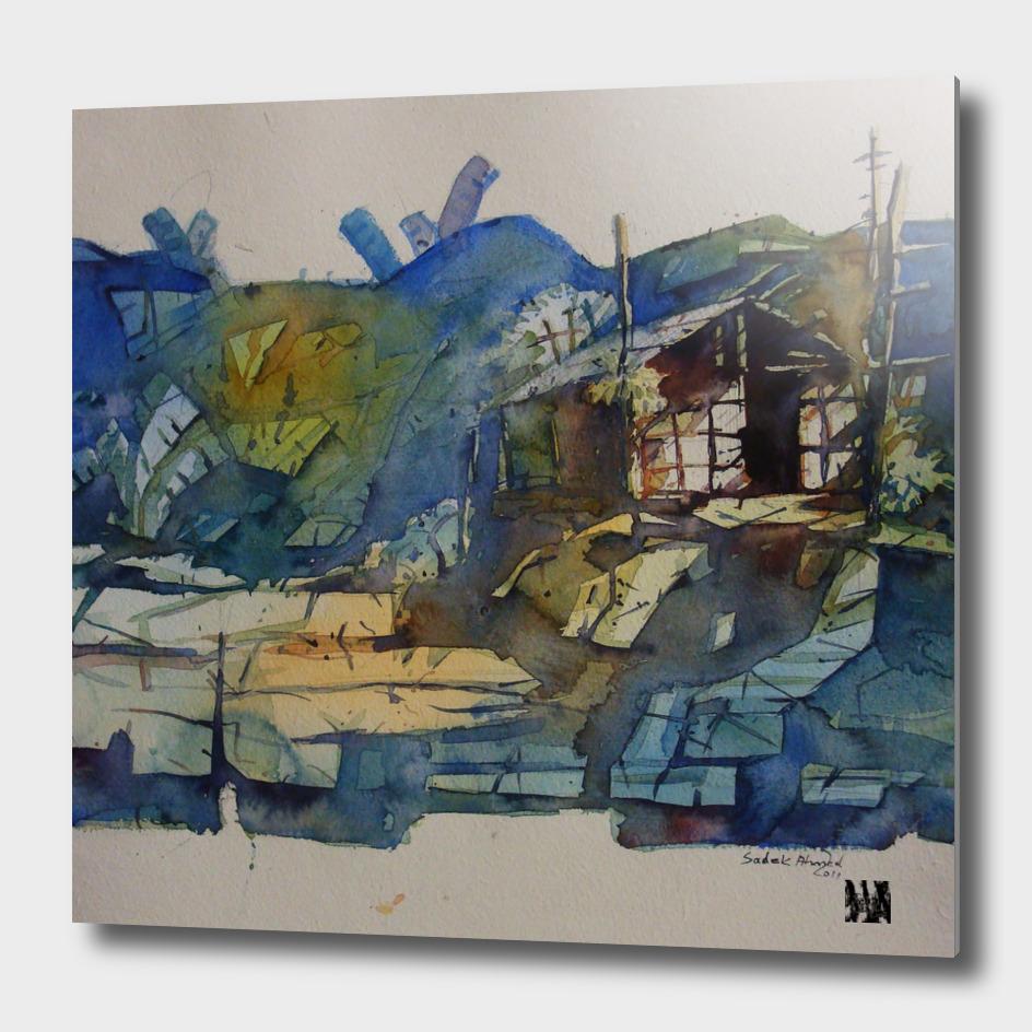 ARTWORK of SADEK AHMED (3)