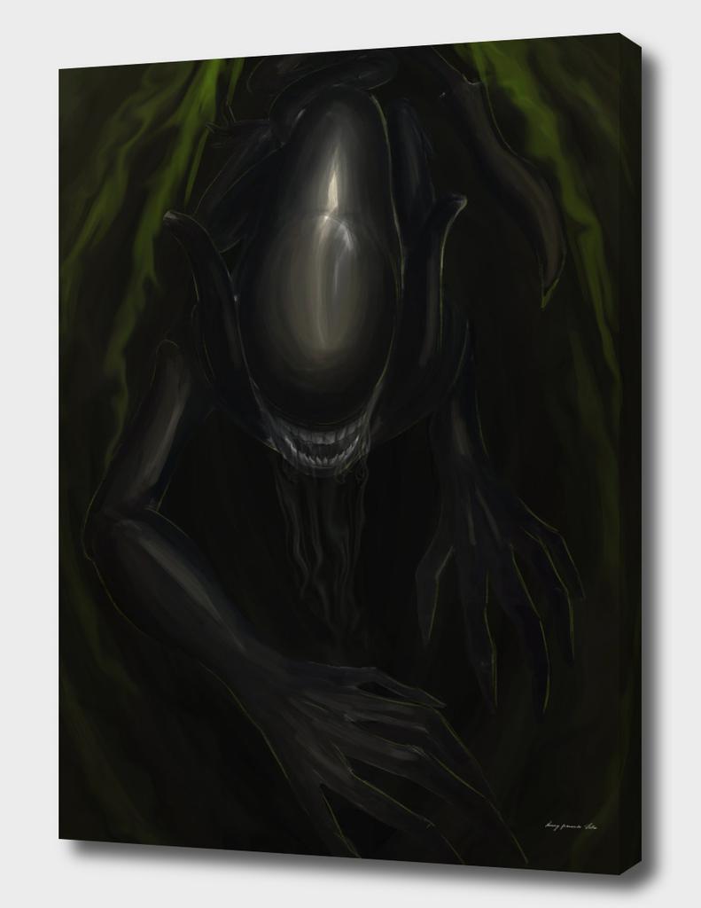 Alien, the 8th Passenger