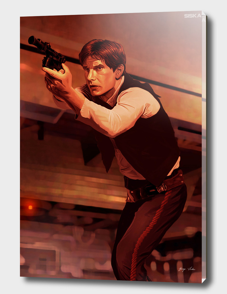 Han Solo Rebel