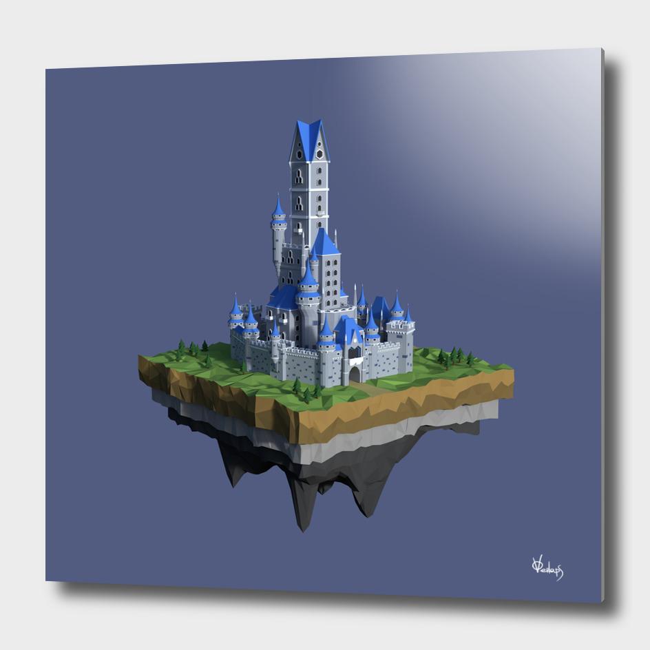 Blueberry castle