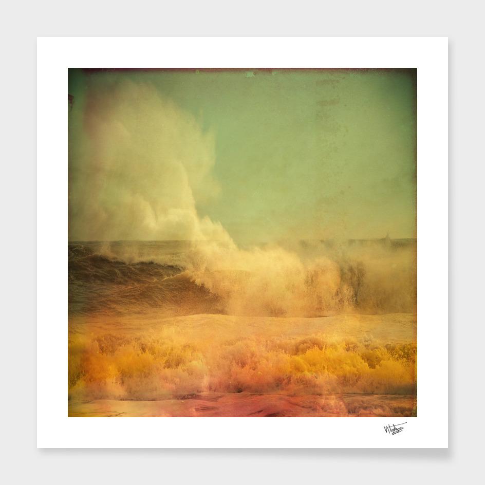 I dreamed a storm of colors