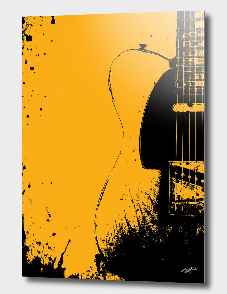 Telecaster Guitar - Keith Richards