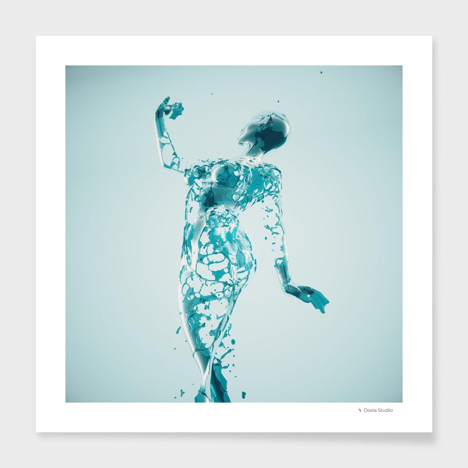 Liquid Soul Woman