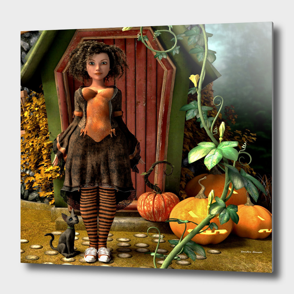 Little Miss Autumn
