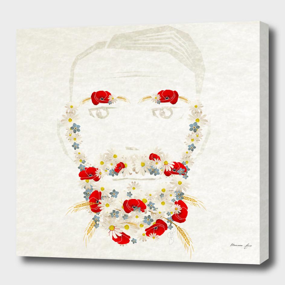 beard flowers