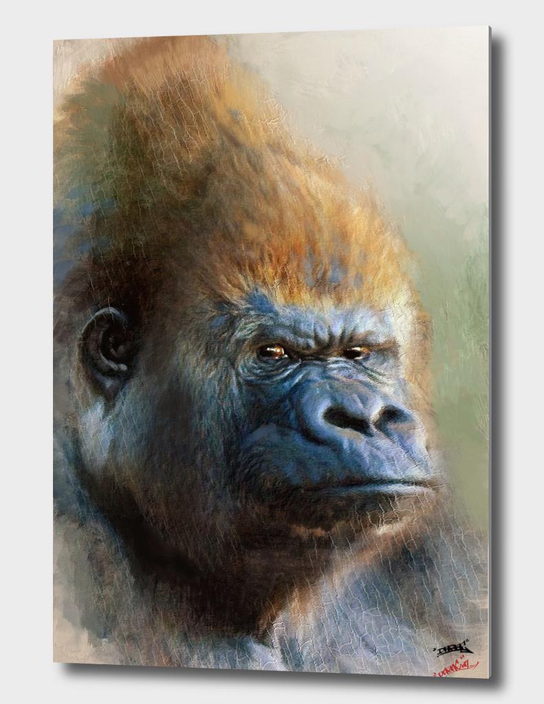 Gorilla_caricature