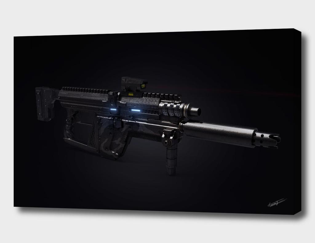 SciFi Gun