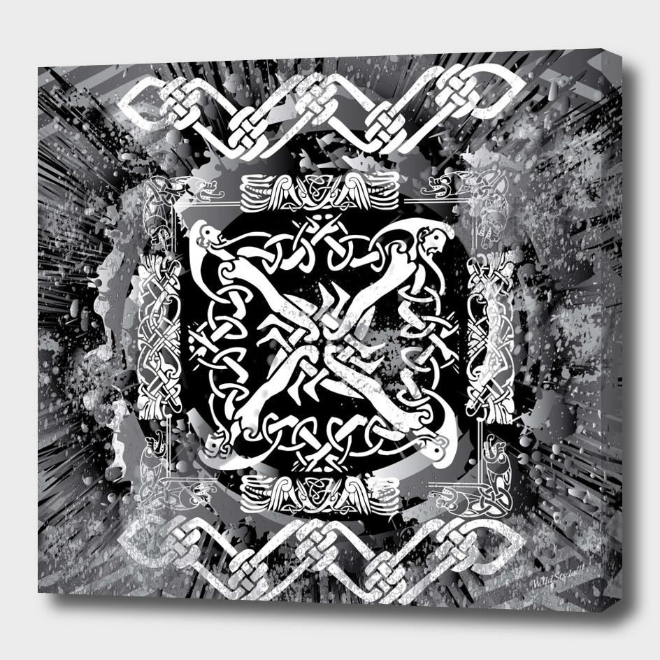 Celtic Knotwork Viking Style