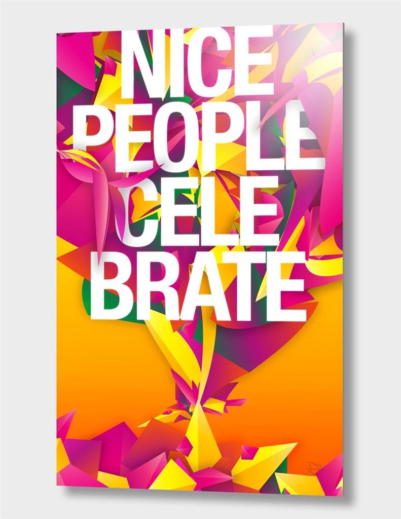 Nice People Celebrate